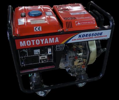 Motoyama KDE Generator